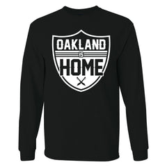 Oakland is Home - Raiders 4 Life Sweater