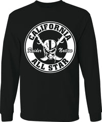 Cali All Star - Raiders 4 Life Sweater