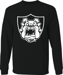 Derek Carr Raider Bulldog - Raiders 4 Life Sweater