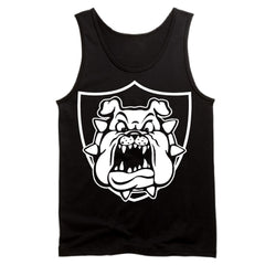 Derek Carr Raider Bulldog - Raiders 4 Life Tank Top