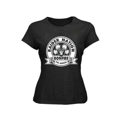 Raider Nation Bonfire - 7th Annual Bolsa Chica Women's Shirt