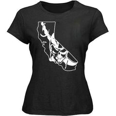 California Map Raiders 4 Life Women's Shirt