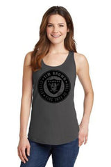 HOF Seal - Grey Womens Tank