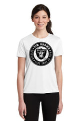 HOF Seal - Ash Grey Womens Shirt