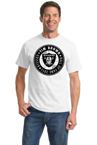 HOF Seal - White Shirt