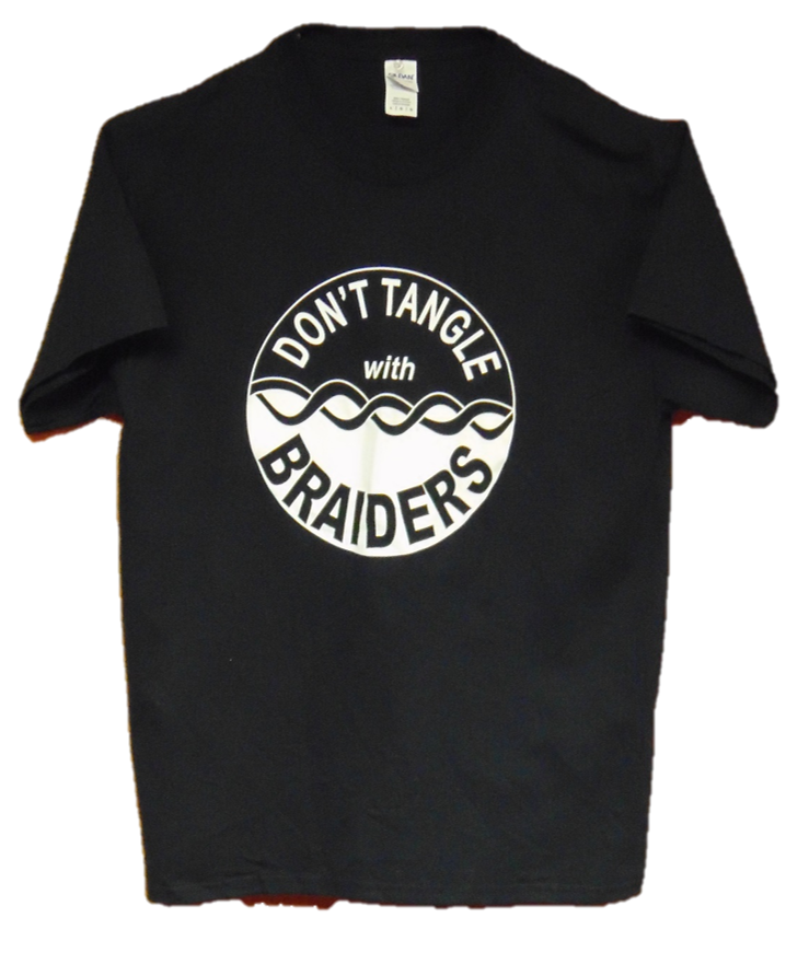 Don't Tangle With Braiders Tee