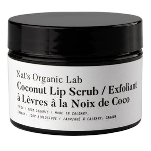 Coconut Lip Scrub