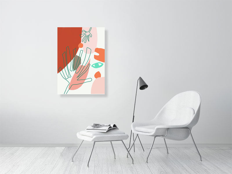 Tropical Fine Art Gićlee Print A4 - A1 sizes