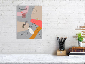 VAGUE LANDSCAPE fine art print
