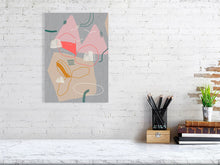 Load image into Gallery viewer, Vague Landscape 2 Giclee fine art print