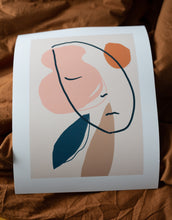 Load image into Gallery viewer, A Sleeping Head Giclée Print