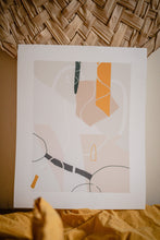 Load image into Gallery viewer, A Sunday Morning Giclee Art Print 30 x 40cm, 50 x 70cm