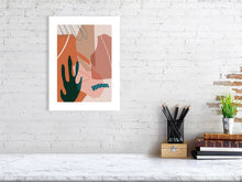 Load image into Gallery viewer, Imaginary Desert Fine Art Giclée Print 30 x 40cm