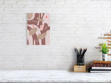 Load image into Gallery viewer, TOTEM series III giclee art print