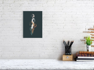 Stems Fine Art Print A5-A2 sizes