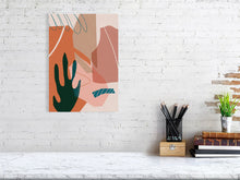 Load image into Gallery viewer, Desert Vibes Giclee Fine Art Print A4 - A1