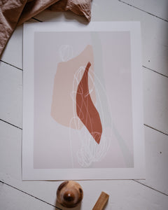 Friday Fine Art Giclée Print 50 x 70 cm