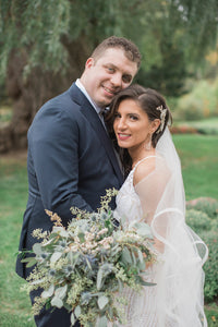 Theresa and Eric's October Wedding
