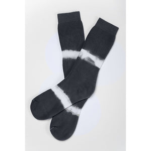 Pima Cotton-Terry Tie Dye Socks
