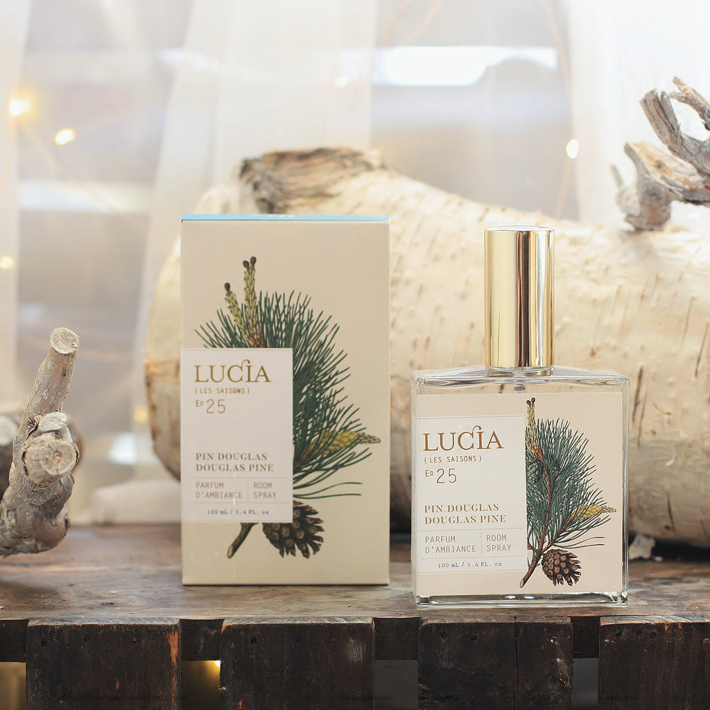 Lucia Douglas Pine Room Spray