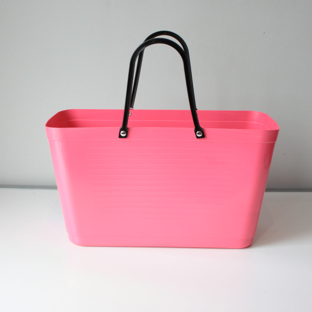 """Green Plastic"" Hinza Shopper"