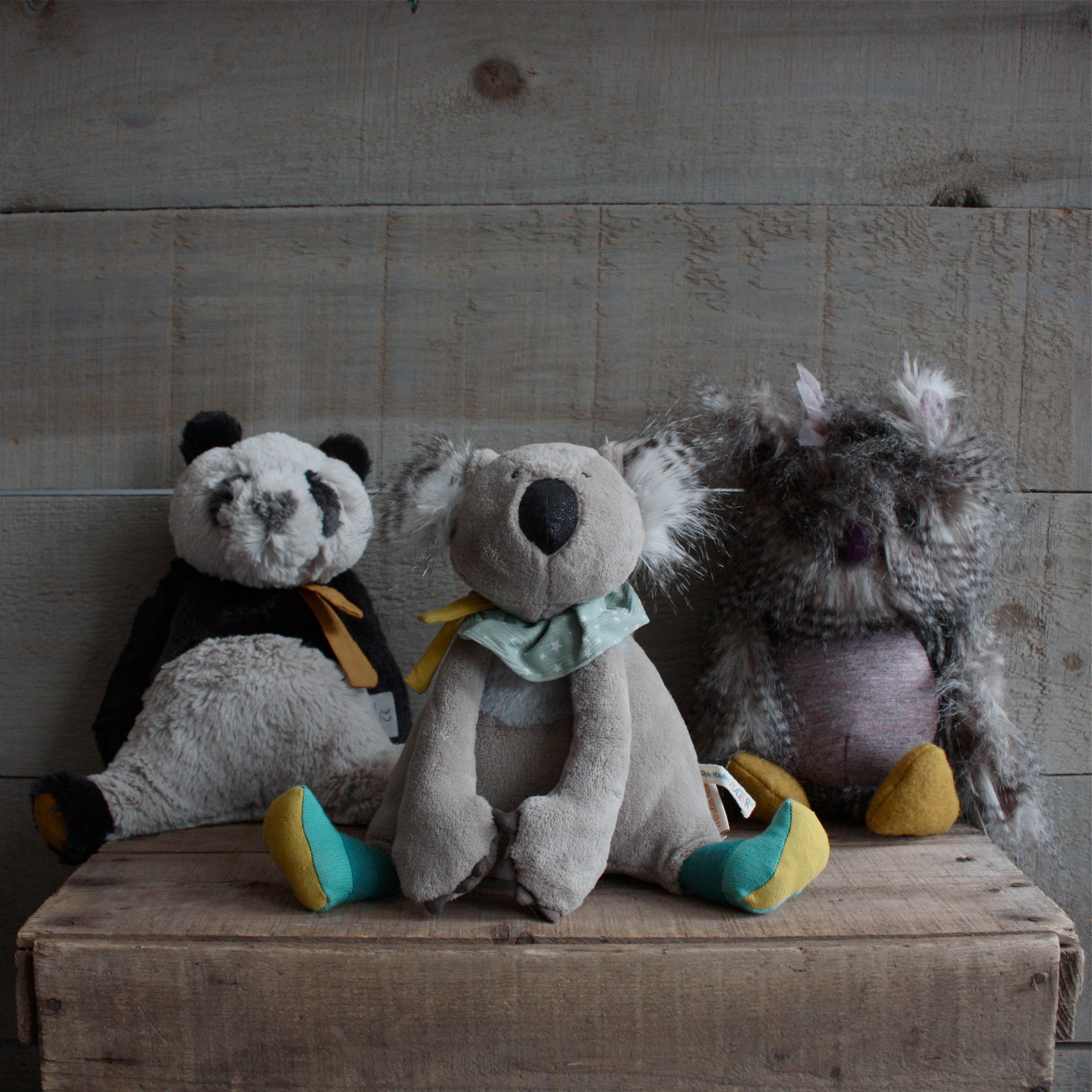 Moulin Roty Plush Animals