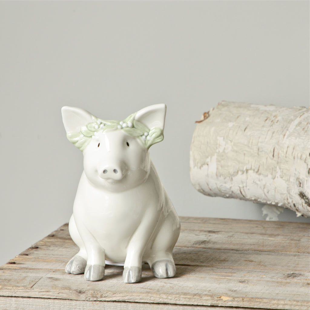 Whimsical Piggy Bank