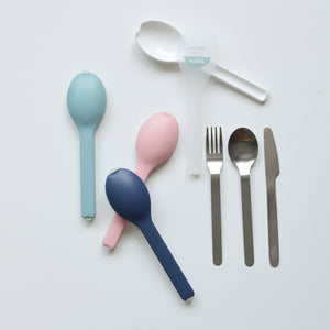 Reusable Utensil Set with Case