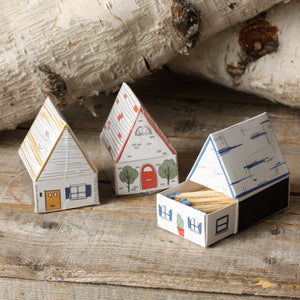 House Matchboxes