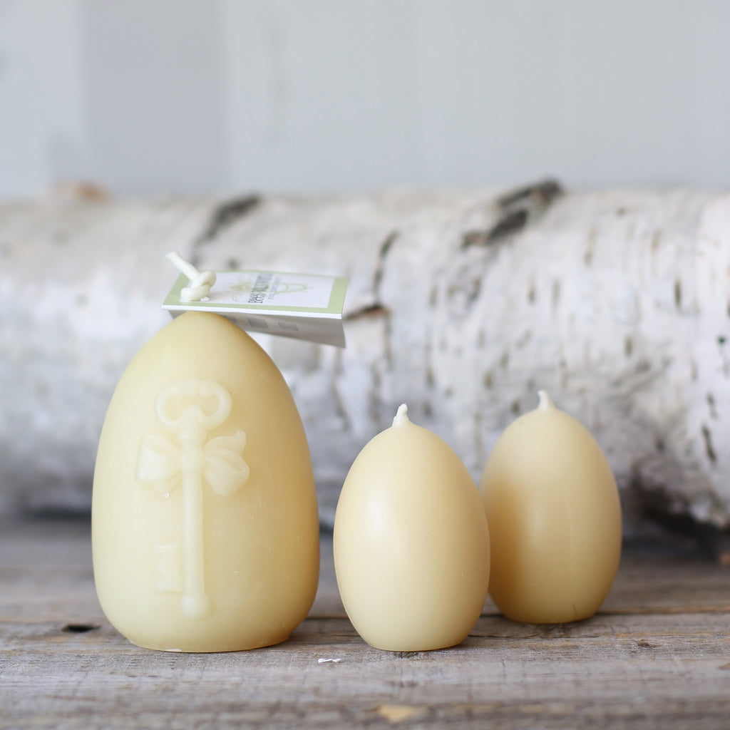 Bees Wax Works Egg Candles