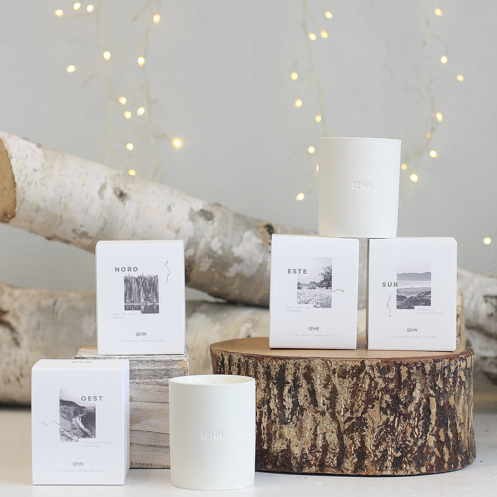 LOHN Scented Candles - Foraged Collection
