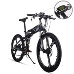 RT-860 36V*250W 12.8Ah Mountain Hybrid Electric Bicycle