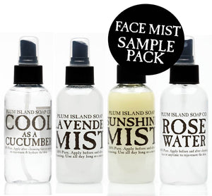 FACE MIST SAMPLE PACK