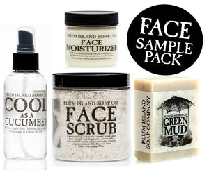 FACE SAMPLE PACK