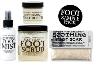 FOOT SAMPLE PACK