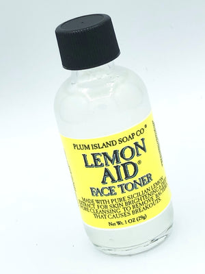 Lemon Aid® Face Toner