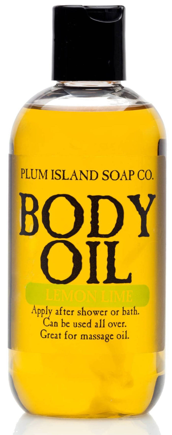 Lemon Lime Body Oil