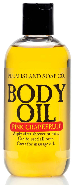 Pink Grapefruit Body Oil