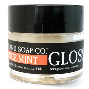 Orange Mint Gloss Pot