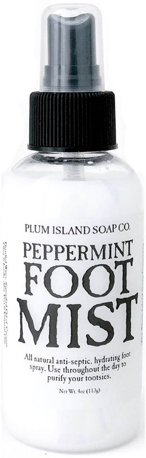 Peppermint Foot Mist