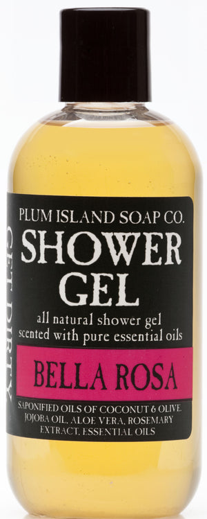 Bella Rosa Shower Gel