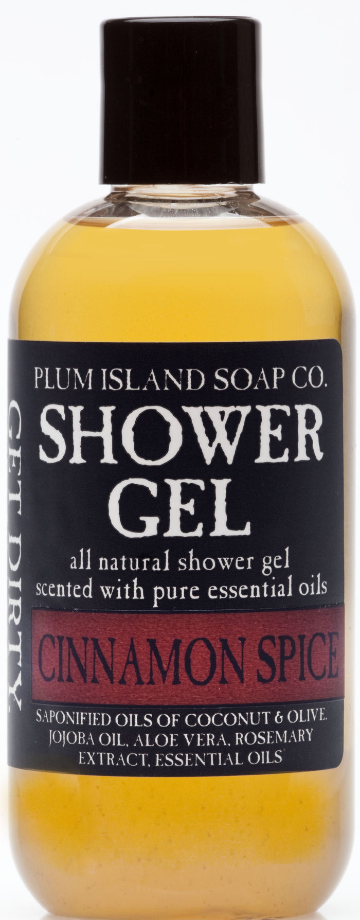 Cinnamon Spice Shower Gel