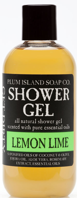 Lemon Lime Shower Gel