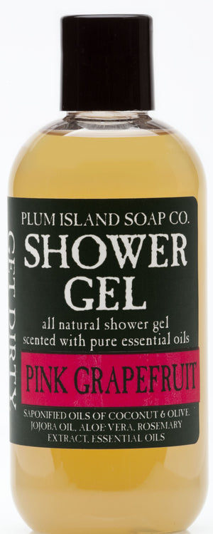 Pink Grapefruit Shower Gel