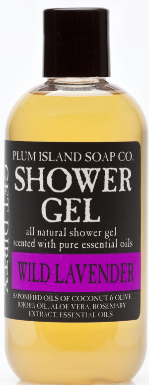 Wild Lavender Shower Gel