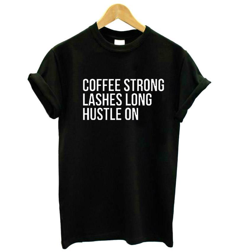 Coffee Hustle T Shirt