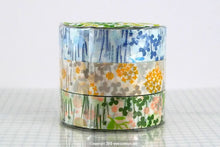 Load image into Gallery viewer, garden washi tape