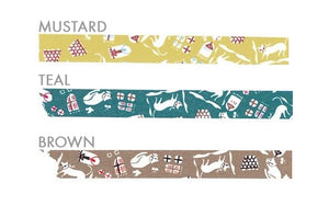 Cute Cat 15mm Japanese Masking Tape