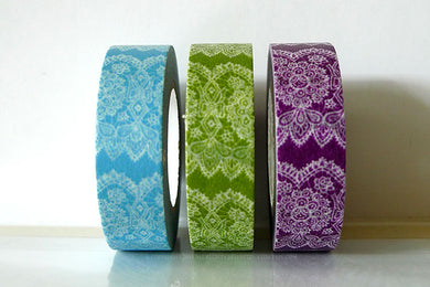 Vertical Lace Washi Tape Japanese Masking Tape