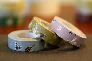 Girl Fun Japanese Washi Tape